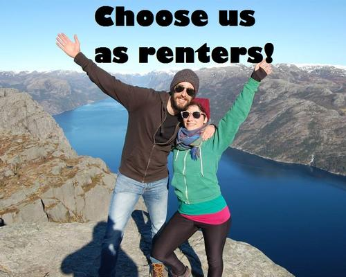 Expat couple looking for an apartment in KBH area