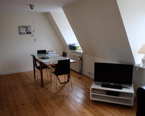 1 Bedroom Apartment in Østerbro 2100 (Trianglen)