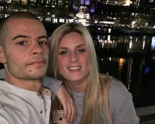 Lovely couple looking for a private room