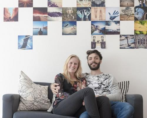 Couple looking for an apartment in Aarhus C