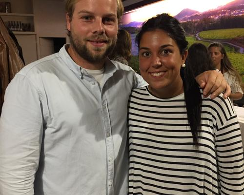 Couple recently married looking for an apartment in Stockholm