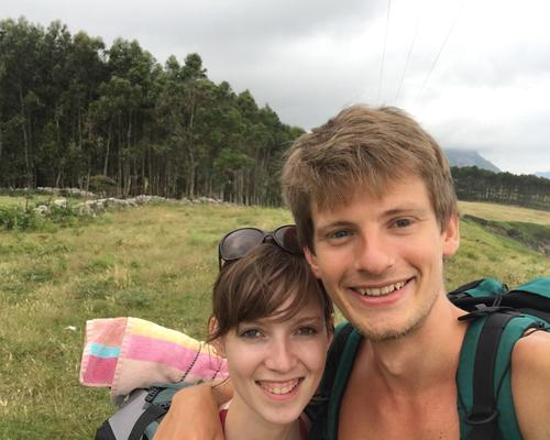 Couple looking for an apartment in North Copenhagen