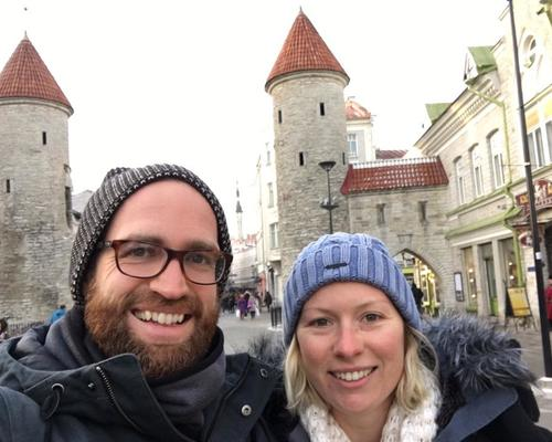 Professional couple seeking an apartment in Uppsala