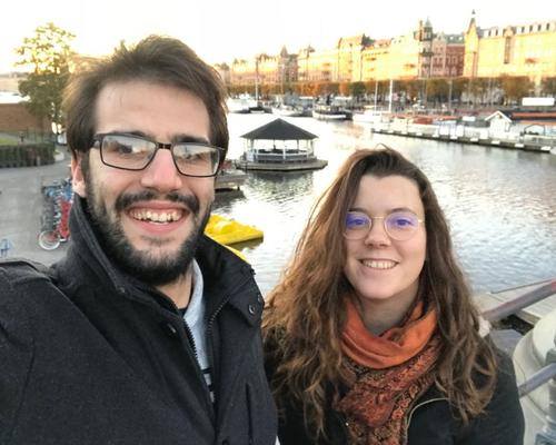 Expat couple wants to settle down in Stockholm