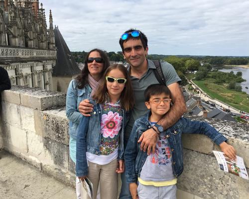 Family of 4 moving to Stockholm from Madrid.