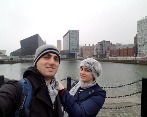 Couple looking for a double-bed suit or apartment in Luleå