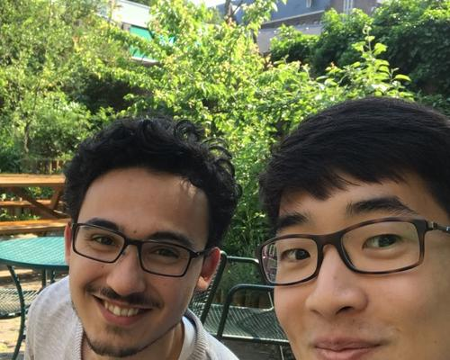 Two incoming master students to Lund University looking for apartment