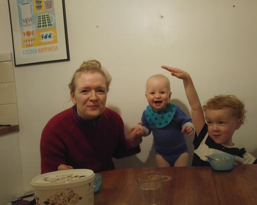 Family of four, looking for housing in Luthagen Uppsala