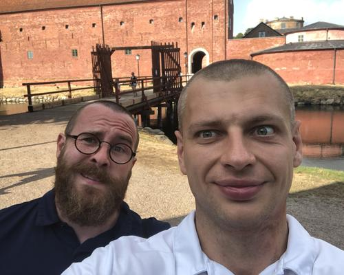 Couple looking for min 2 room apartment in Landskrona