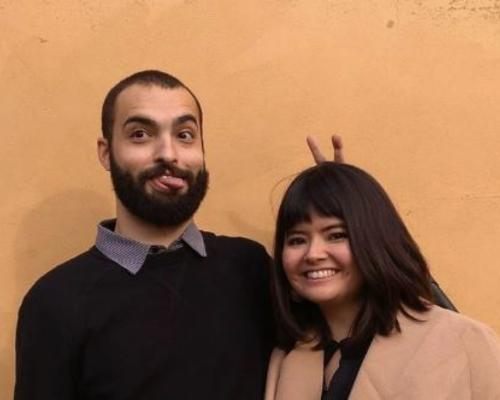 Couple looking for apartment near Hammarby area