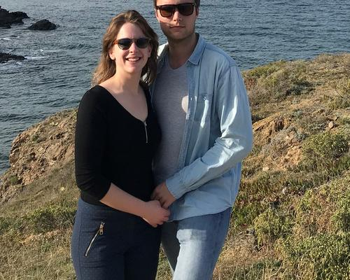 A couple looking for an apartment in Malmö or Lund.