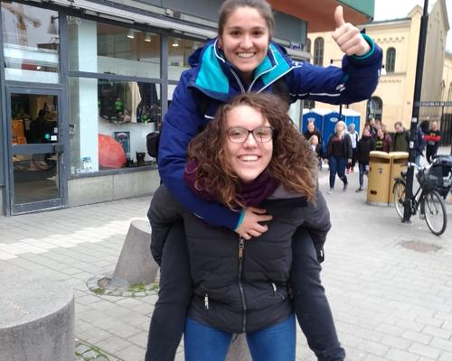 2 colleagues looking for an apartment in Örebro