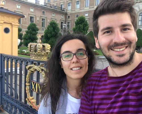 Couple looking for a studio or one room apartment in Stockholm!