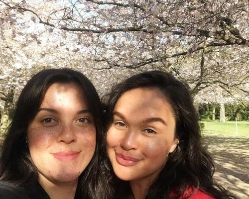 Sisters looking for an apartment in København from 1/8