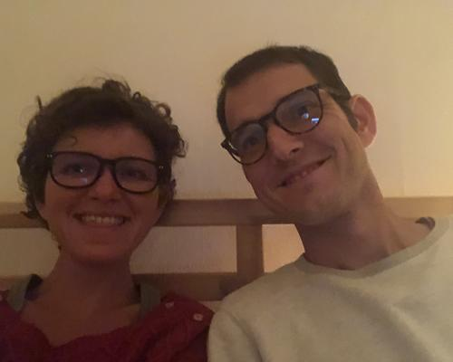 Swiss/French couple seeking 65sq.m.+ appartment with balcony :)
