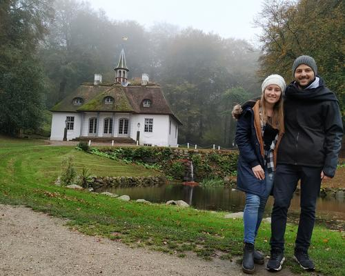 Argentinian couple with a Visa Working Holiday from Denmark.