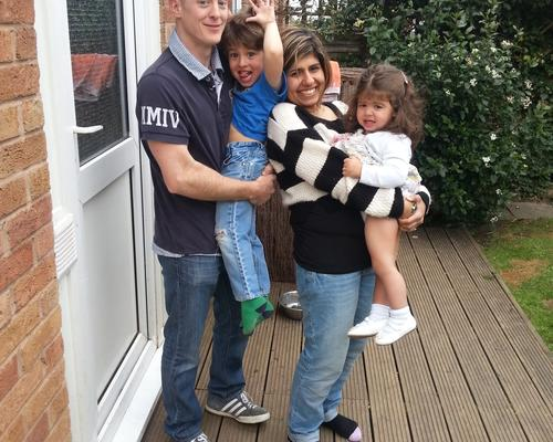 Family looking for accommodation in the Malmö/Lund area