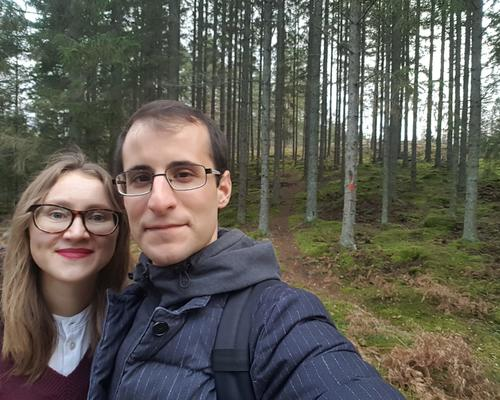 We are a couple looking for an apartment in Norrköping.