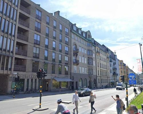 2 bedrooms apartment Stockholm
