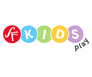 Image result for sf kids play logga