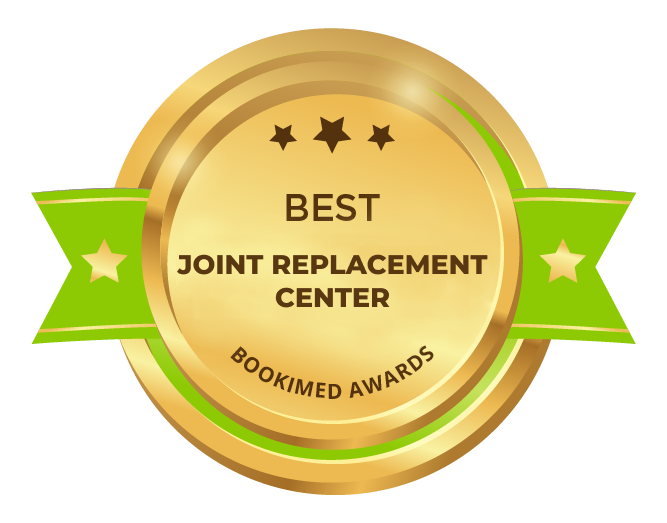 Bookimed Awards 2018: Best joint replacement center