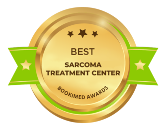Bookimed Awards 2018: Best sarcoma treatment center