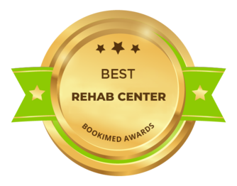 Bookimed Awards 2018: Best rehab center
