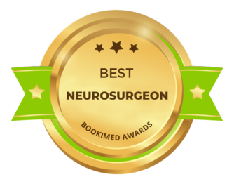 Bookimed Awards 2018: Best neurosurgeon
