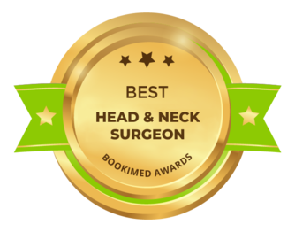 Bookimed Awards 2018: Best head & neck surgeon