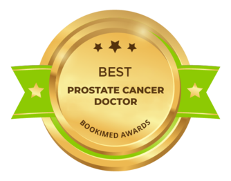 Bookimed Awards 2018: Best prostate cancer specialist