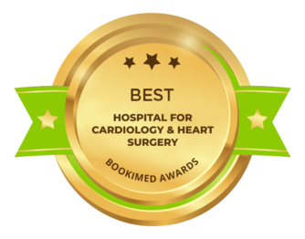 Bookimed Awards 2018: Best cardiac hospital