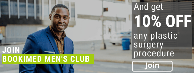 Bookimed Men's Club