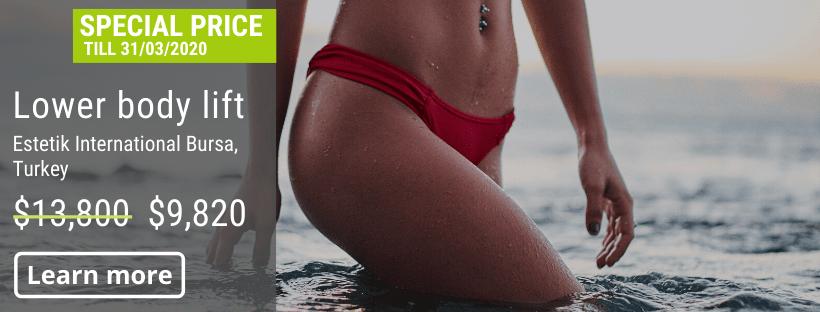 Lower body lift Bursa offer