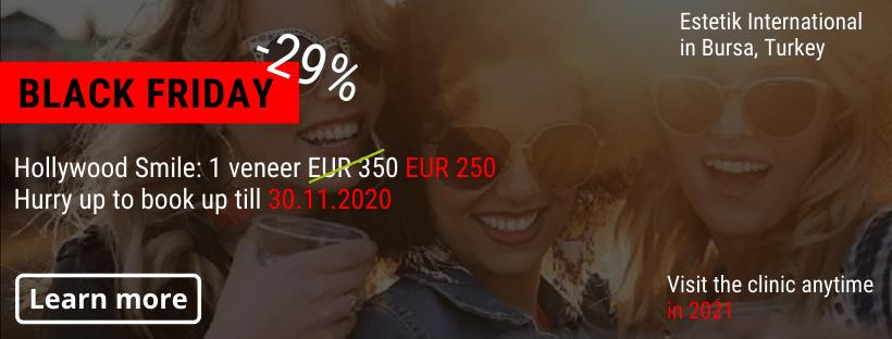 Veneers Estetik Bursa Black Friday offer