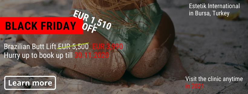 BBL Estetik Bursa Black Friday offer