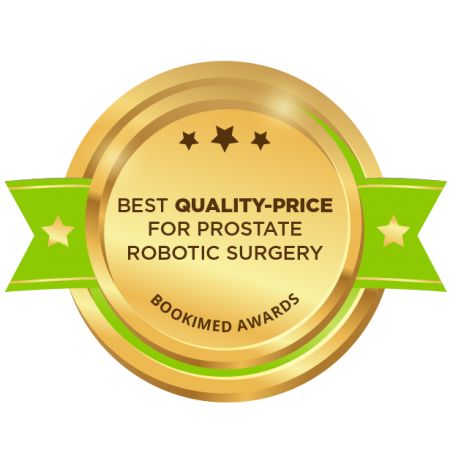 Best price for robotic prostate surgery