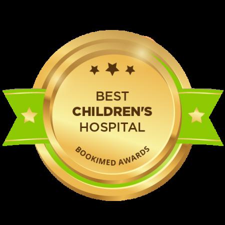 Bookimed Award: Best pediatric hospital