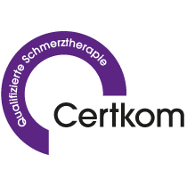 CERTKOM certificate for qualified pain therapy