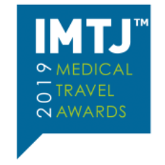 THE IMTJ MEDICAL TRAVEL AWARD WINNER IN 2019
