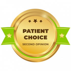 Patient choice for second opinion