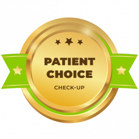 Patient choice for Check-up