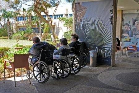 Loewenstein hospital Rehabilitation center