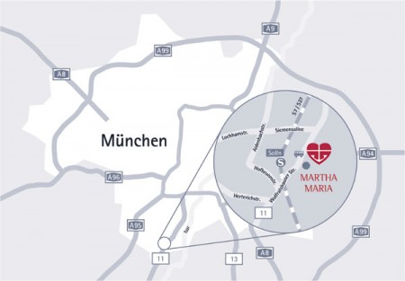 Martha-Maria Hospital in Munich