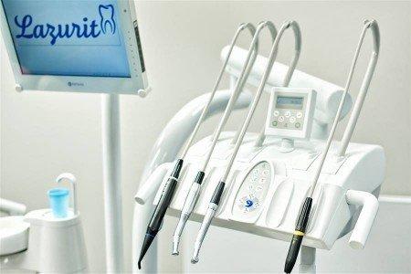 Стоматологическая клиника Лазурит