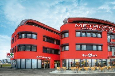 Find Dentistry prices at  Metropolclinic in Germany