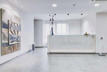 Center of laser vision correction CARE VISION in Nuremberg