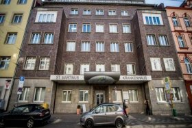 Gastroenterology Department of St. Martinus-Krankenhaus Düsseldorf
