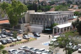 Psychiatry Department of Child Development Center Beit Issie Shapiro