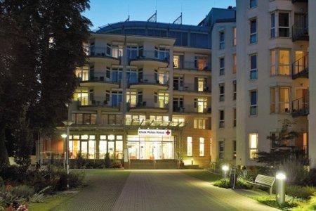 Check best treatment prices in Frankfurt am Main at Frankfurter Rotkreuz-Kliniken (Frankfurt Red Cross Hospital)
