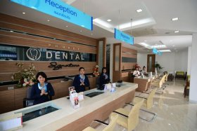 Dentistry Department of Dental Signature Phuket